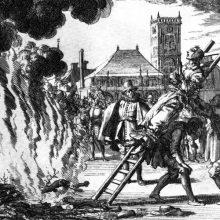 FÜR DEN HEILIGEN VALPURGI-TAG ODER WIE IN DER REVEL AUF DEN FAKTOR GEJAGT